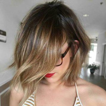 Peinados pelo corto faciles y rapidos