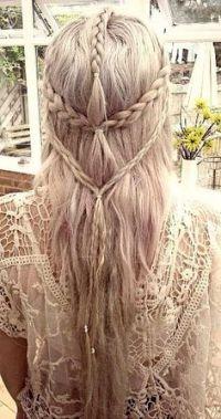 Gama de colores de pelo