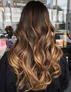 Color de pelo de moda 2018
