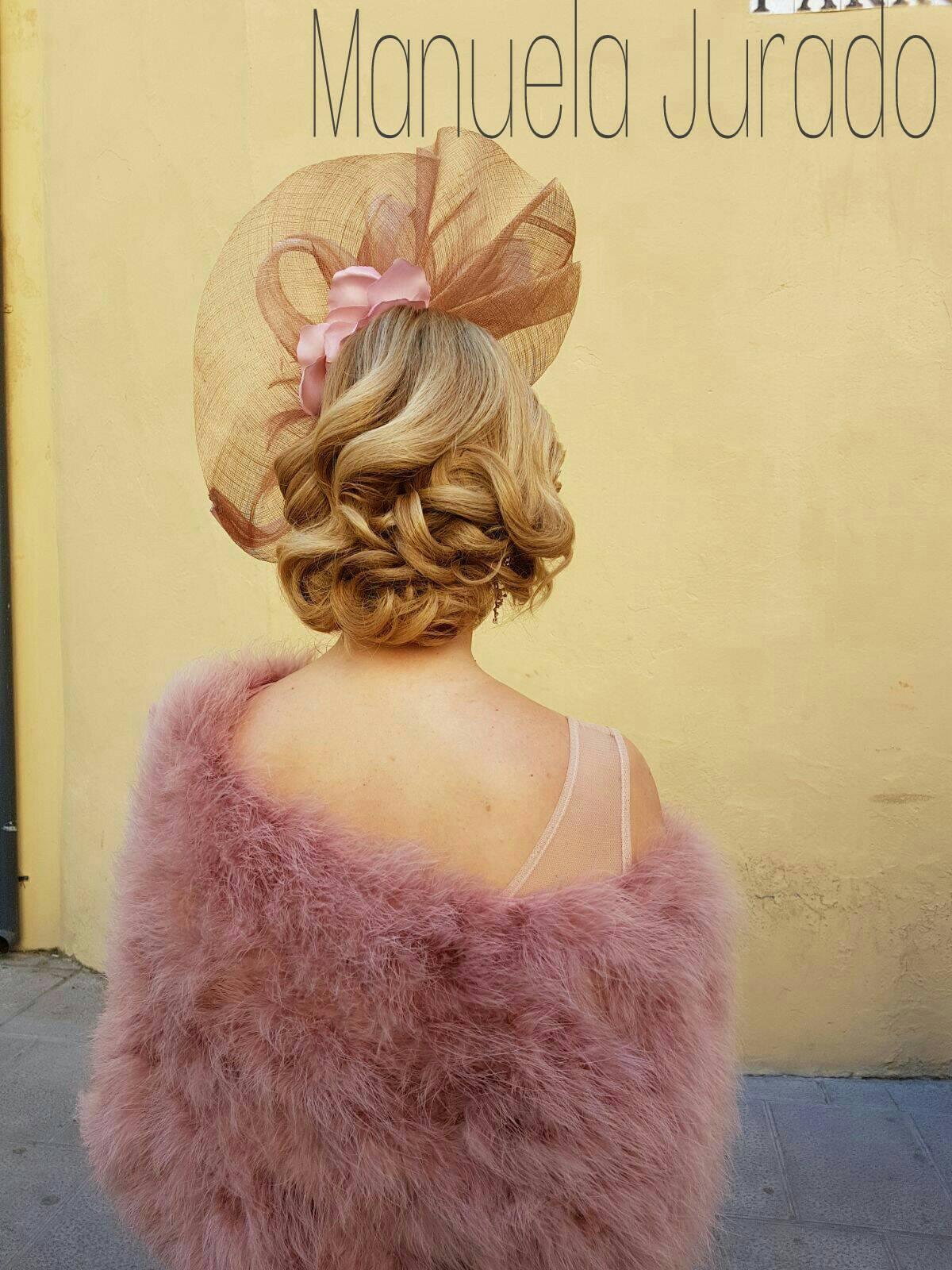 Peinados para bodas invitados boda natural