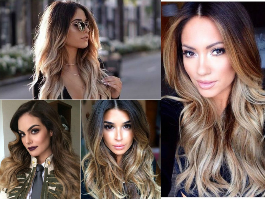 Tendencias del cabello Estilo Hair Contouring
