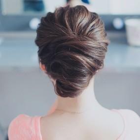 peinados para bodas pelo recogido