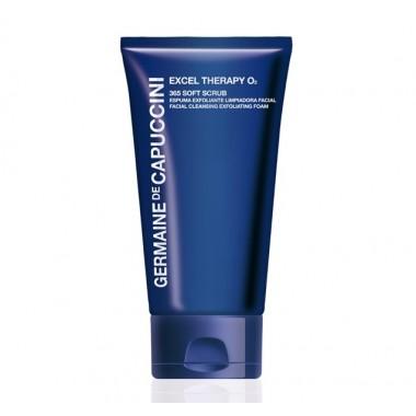 germaine de capuccini 365-soft-scrub-espuma-exfoliante-limpiadora-facial Peluqueria Cordoba