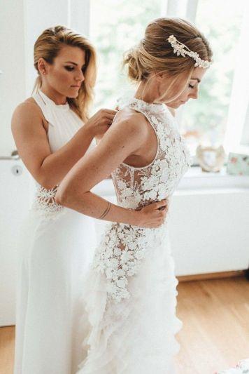 el tiempo en cordoba afecta al peinado novia bodas