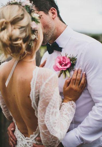 el tiempo en cordoba afecta al peinado novia con trenzas pelo corto
