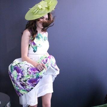Sombreros y tocados para bodas de Cordoba