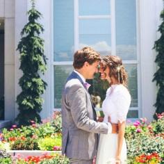 01 Fotos de boda junto a una ventana
