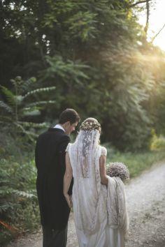 11 Fotos de boda paseando