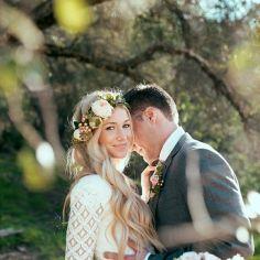 14 Fotos de boda con mirada feliz