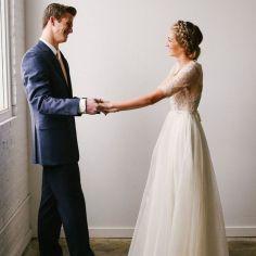 20 Fotos de boda cogidos de las manos