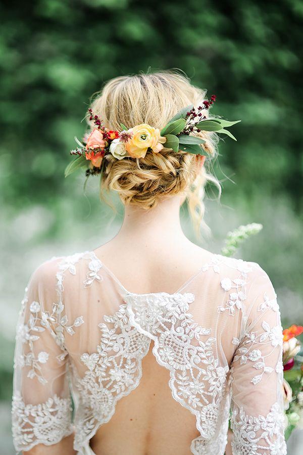 57 vestidos de novia para peinados en pozoblanco – manuela jurado salon