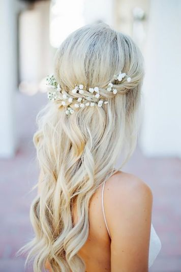 fotos peinados de novia en córdoba