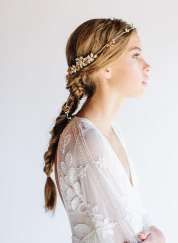 peinados de novia bajos en córdoba