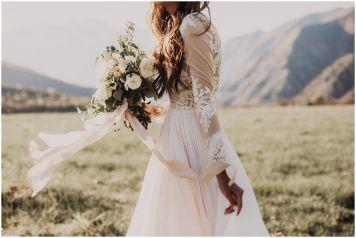 peinados de novia con coleta en córdoba