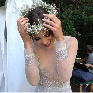 peinados de novia tiara sin velo en córdoba