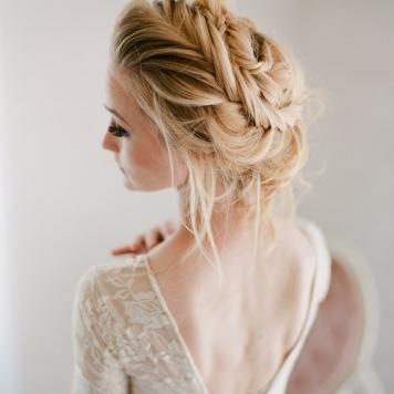 peinados de novia mechones cortos en córdoba