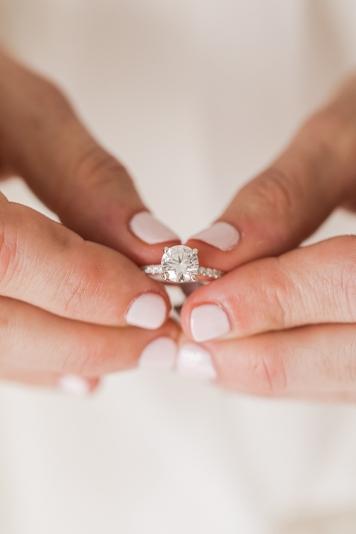 Tipo 06 Anillo de Compromiso para novia