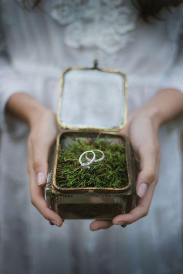 Tipo 10 Anillo de Compromiso para novia