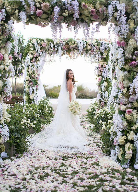 decoracion de fincas para bodas