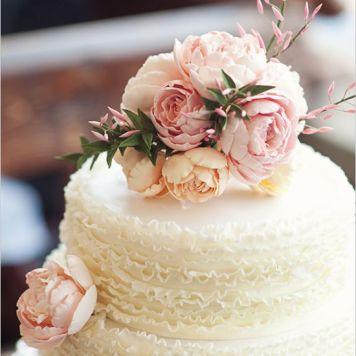 Idea 10 tarta de boda mantequilla y vainilla