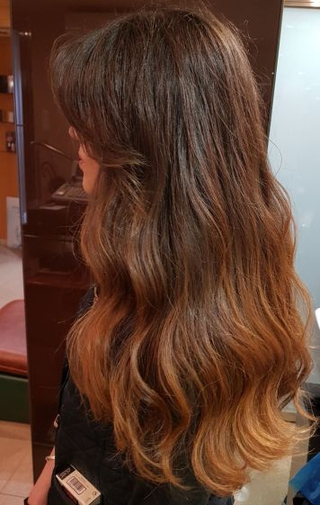 Mechas instant highlights Cobrizo Sombre
