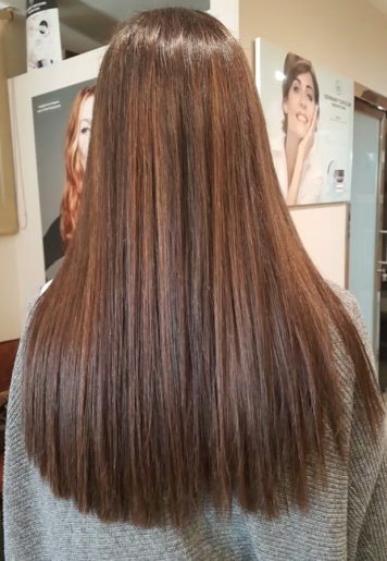 Mechas instant highlights