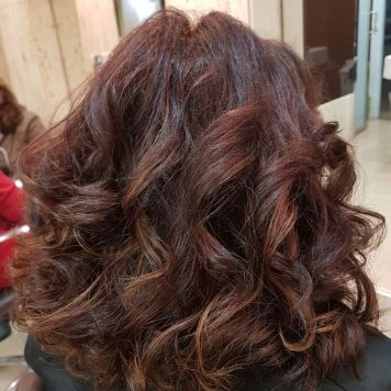 Mechas instant highlights Ronze