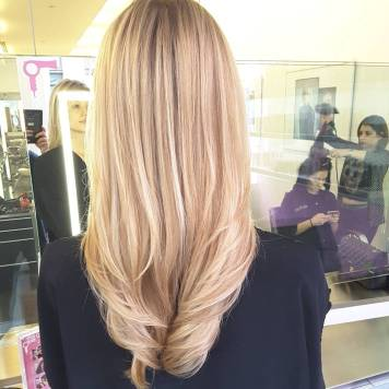 Colores de pelo de moda divinos
