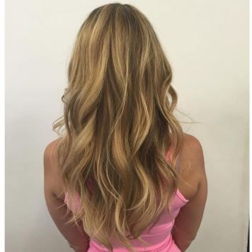 Colores de pelo de moda especiales