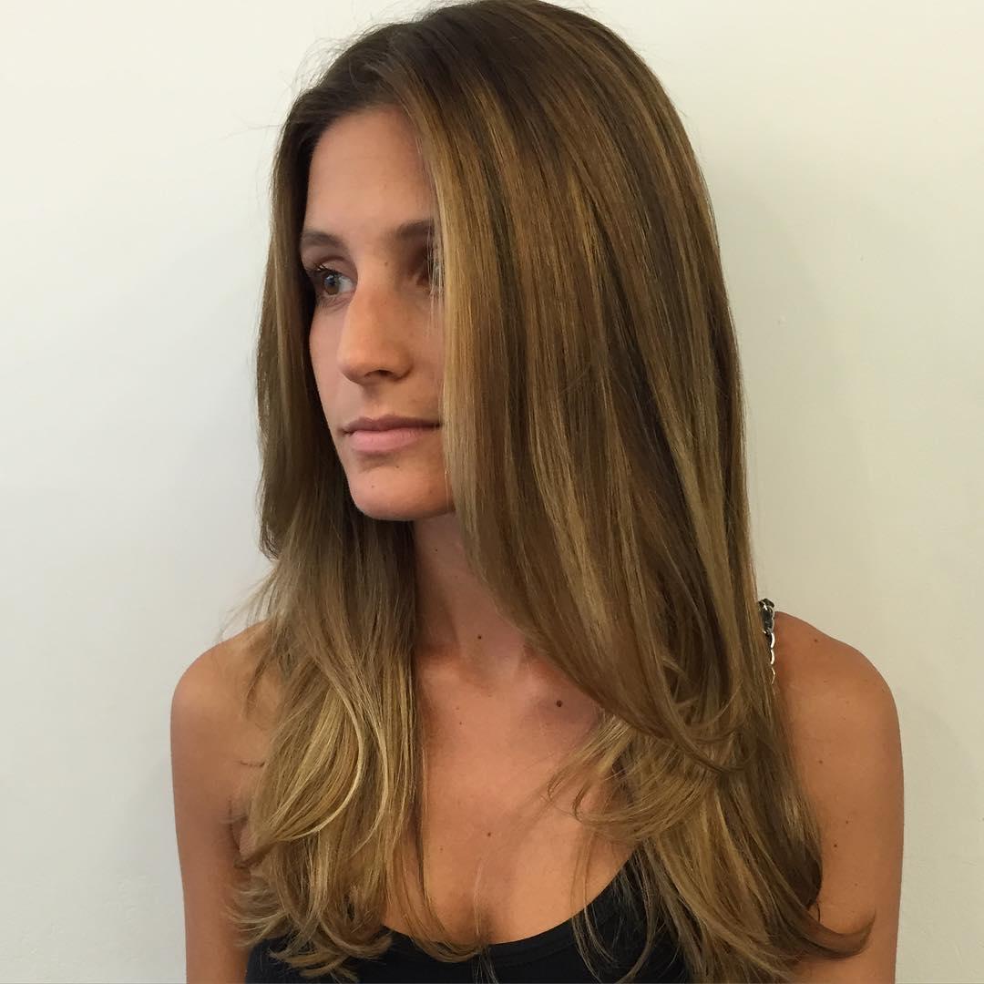 Colores de pelo de moda mechas Peluqueria Cordoba Manuela Jurado Salon