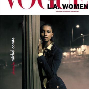 Fotos de Moda de Actualidad Portada Vogue