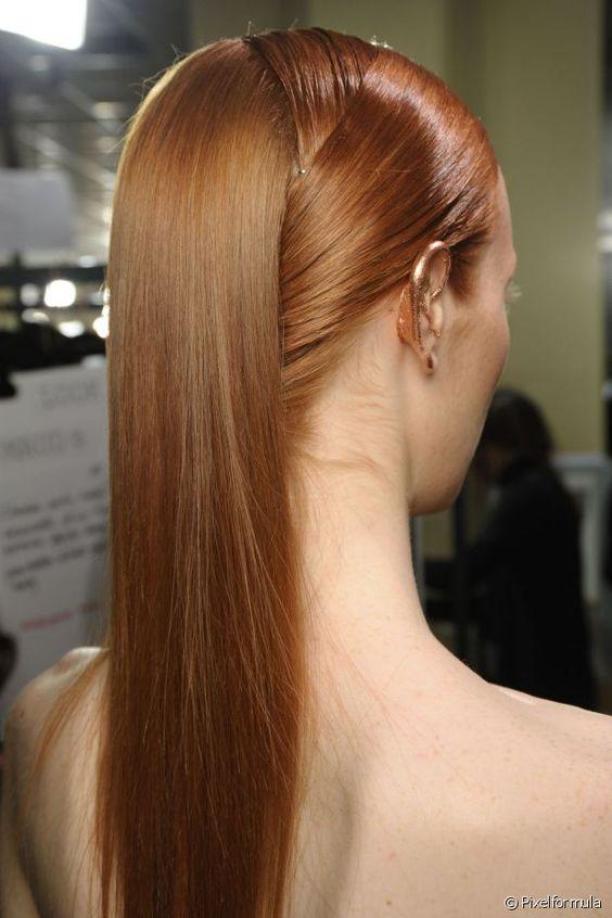 Peinados cola de caballo elegante en Cordoba