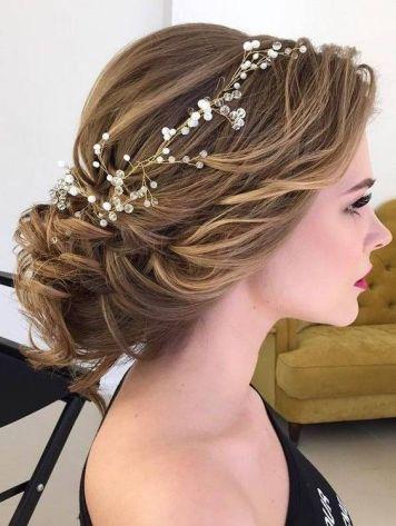 Recogidos de pelo para bodas y fiestas en Cordoba