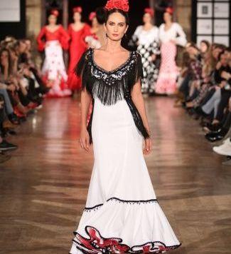Recogidos flamenca para Pelo Corto Cruces de Mayo
