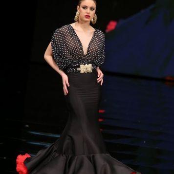 Recogidos flamenca para Pelo Corto Elegantes
