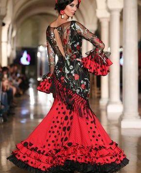 Recogidos flamenca para Pelo Corto Moda