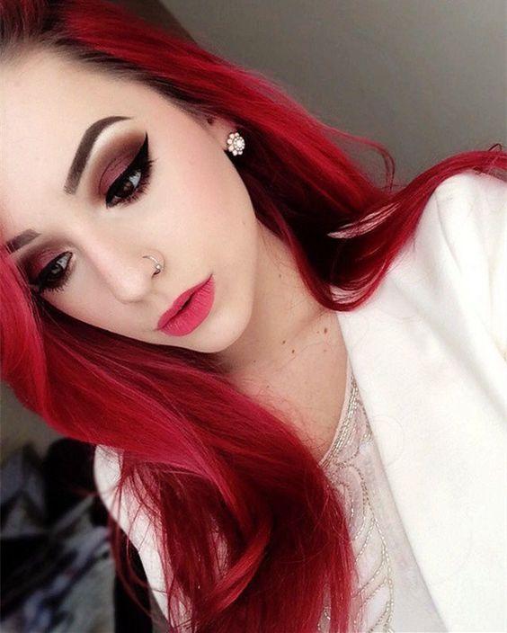 Teñir el pelo Rojo en Cordoba