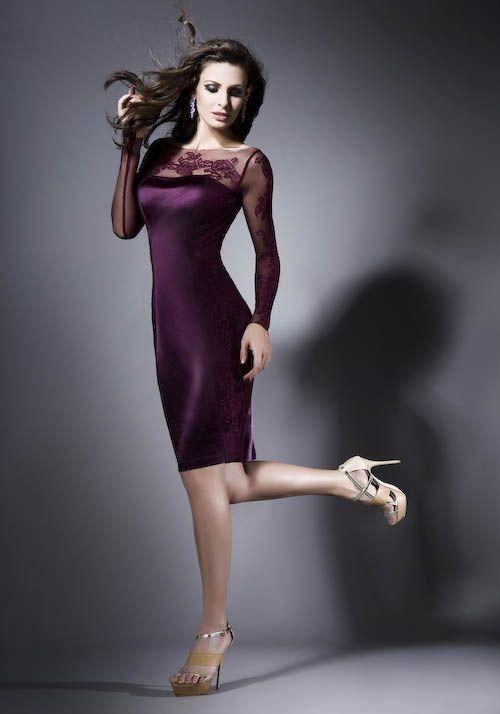 Vestidos cortos para fiesta en salon