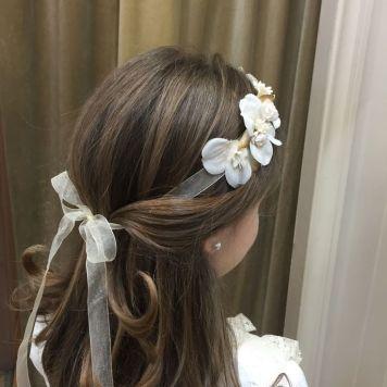 25 Peinados de Primera Comunion para Pelo Largo El Carpio
