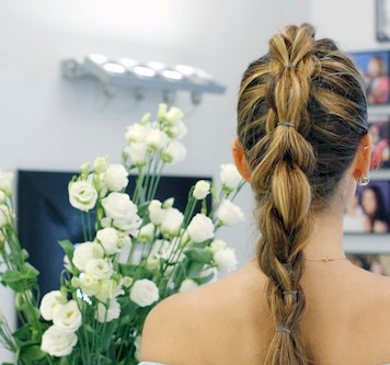 27 Peinados Recogidos para Primera Comunion La Carlota