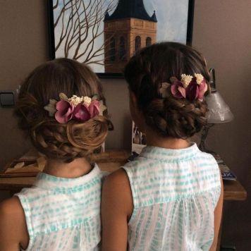 27 Peinados Recogidos para Primera Comunion Posadas