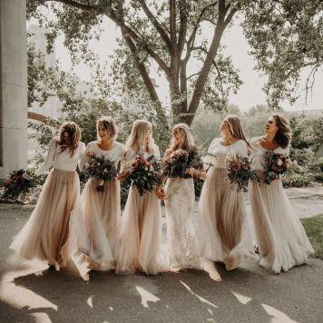 El Estilismo para damas de honor de tu boda Adamuz