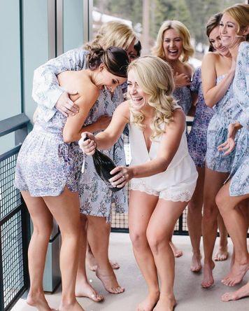 El Estilismo para damas de honor de tu boda Cabra