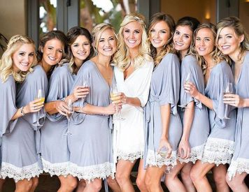 El Estilismo para damas de honor de tu boda Castro del Rio