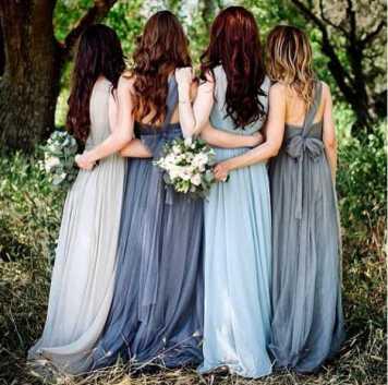 El Estilismo para damas de honor de tu boda El Carpio