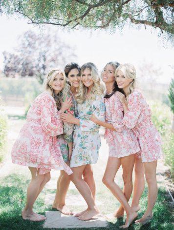 El Estilismo para damas de honor de tu boda Fernan Nuñez