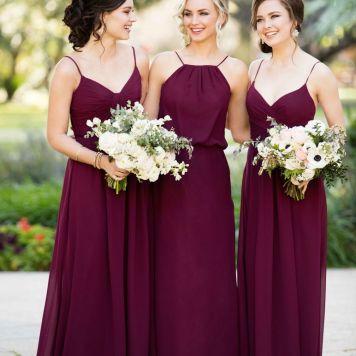 El Estilismo para damas de honor de tu boda Hinojosa del Duque