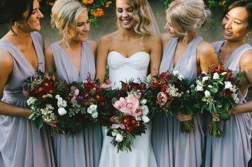 El Estilismo para damas de honor de tu boda La Carlota