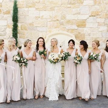 El Estilismo para damas de honor de tu boda La Rambla