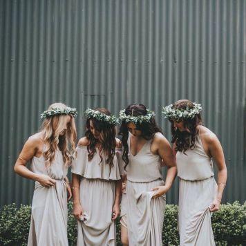 El Estilismo para damas de honor de tu boda Lucena